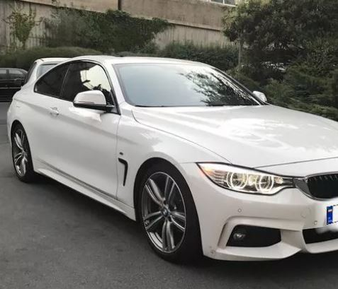 Bmw 420 coupe 2015